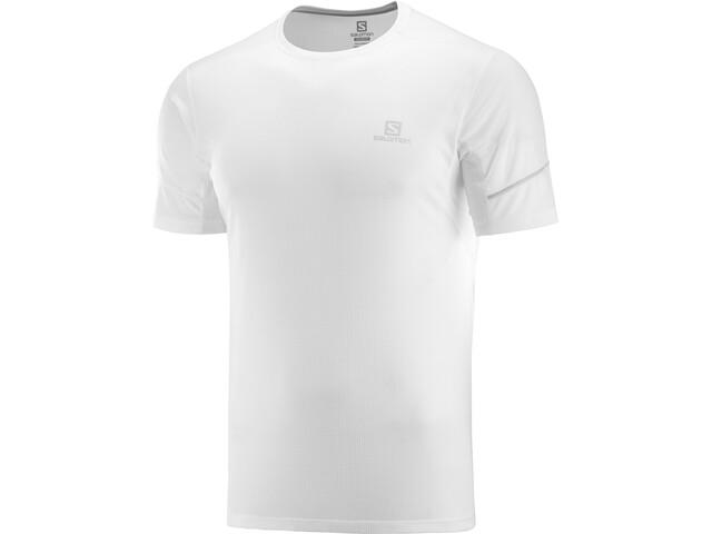 Salomon Agile T-shirt Homme, white